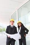 Diverse Business Construction Team Stock Photos
