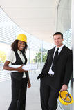 Diverse Business Construction Team Royalty Free Stock Image