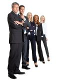 Diverse business group standing together Royalty Free Stock Photography