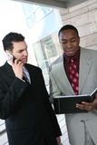 Diverse Business Man Team Royalty Free Stock Photography