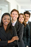 Diverse business people Royalty Free Stock Images