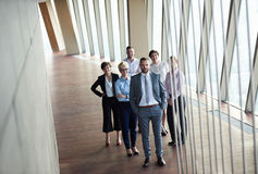 Diverse business people group Stock Photography