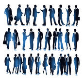 Diverse business people Stock Photos