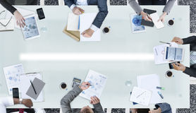 Diverse Business People Meeting Office Concept Royalty Free Stock Photo