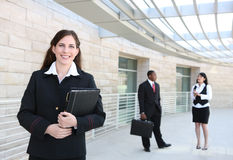 Diverse Business People at Office Royalty Free Stock Image
