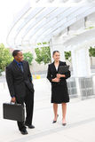 Diverse Business Team Royalty Free Stock Photos