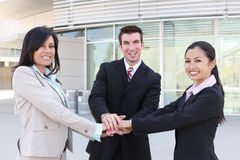 Diverse Business Team Royalty Free Stock Images