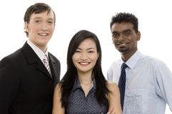 Diverse Business Team 2 Stock Photo