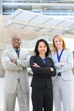 Diverse Business Team at Office Royalty Free Stock Images