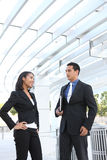 Diverse Business Team at Office Building Royalty Free Stock Image
