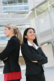 Diverse Business Women Royalty Free Stock Photo