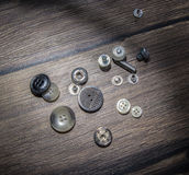 Diverse buttons Royalty Free Stock Photo