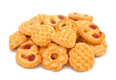 Diverse cookies Royalty Free Stock Photo