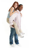 Diverse Couple Royalty Free Stock Photos