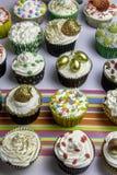 Diverse cupcakes Royalty-vrije Stock Fotografie