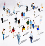 Diverse Diversity Ethnic Ethnicity Togetherness Variation Crowd. Concept Stock Photography