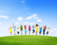 Diverse Diversity Ethnic Ethnicity Unity Togetherness Concept Stock Images