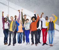 Diverse Diversity Ethnic Ethnicity Unity Variation Concept Stock Photography
