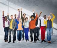Diverse Diversity Ethnic Ethnicity Unity Variation Concept.  Stock Photography