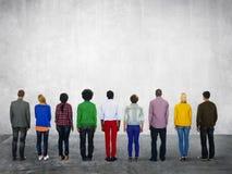 Diverse Diversity Ethnic Ethnicity Unity Variation Concept Royalty Free Stock Photos