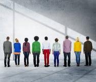 Diverse Diversity Ethnic Ethnicity Unity Variation Concept Stock Photos