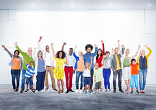 Diverse Diversity Ethnic Ethnicity Unity Variation Concept Stock Photos