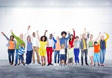 Diverse Diversity Ethnic Ethnicity Unity Variation Concept.  Stock Photos