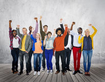 Diverse Diversity Ethnic Ethnicity Unity Variation Concept Royalty Free Stock Photography