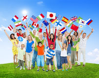 Diverse Diversity Ethnic Ethnicity Variation Togetherness Concept stock photography
