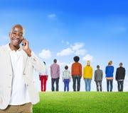 Diverse Diversity Ethnic Ethnicity Variation Unity Togetherness. Concept Stock Images