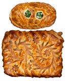 Diverse Feestelijke bakery#20 Stock Foto's
