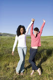Diverse Friends Royalty Free Stock Photo