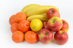 Diverse fruits Stock Photography