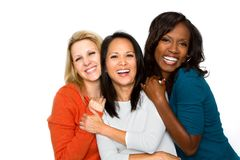Free Diverse Group Of Women. Stock Photos - 111691543
