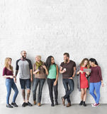 Diverse Group of People Community Togetherness Concept Royalty Free Stock Photography