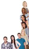 Diverse group of people Royalty Free Stock Photography