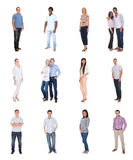 Diverse group of people Royalty Free Stock Photo