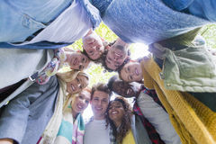 Diverse Group of Students Royalty Free Stock Images