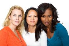 Diverse group of women. Stock Photos
