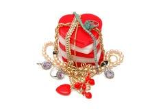 Diverse juwelen royalty-vrije stock fotografie