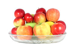 Diverse kind of apples Royalty Free Stock Image
