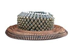 Diverse kogels Royalty-vrije Stock Foto's