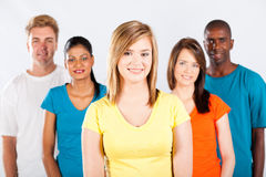 Diverse people Royalty Free Stock Photos