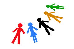 Diverse People Royalty Free Stock Photo