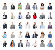Diverse People Global Communications Technology Concept Stock Image