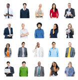 Diverse People Global Communications Technology Concept Royalty Free Stock Image