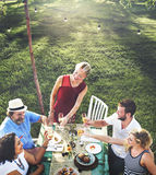 Diverse People Party Togetherness Friendship Concept Royalty Free Stock Photo