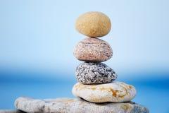 Diverse stones Stock Photo