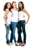 Diverse Teenagers Royalty Free Stock Photography