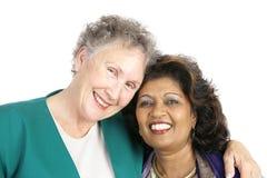 Diverse Vriendschap Royalty-vrije Stock Foto's
